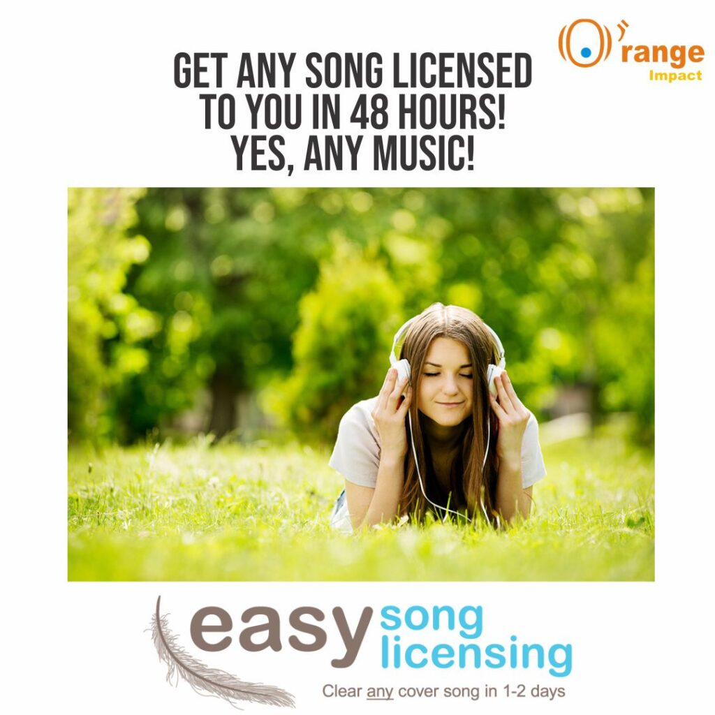Easy song Licensing